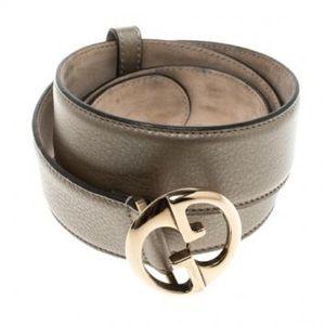 Gucci Belt - Tan